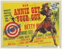 5w017 ANNIE GET YOUR GUN TC R56 best full image of Betty Hutton as the greatest sharpshooter!