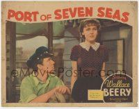 5w824 PORT OF SEVEN SEAS LC '38 John Beal loves Maureen O'Sullivan, Marcel Pagnol, Preston Sturges