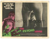 5w828 PSYCHO LOVER LC '70 voice drove him to perform brutal acts against women he wanted to love!