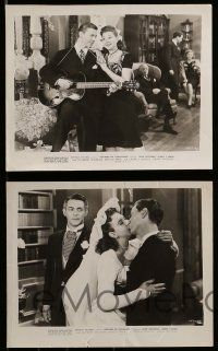 6m687 AFFAIRS OF GERALDINE 11 8x10 stills '46 newly married Jane Withers & Jimmy Lydon!