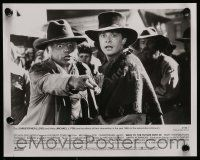 6m954 BACK TO THE FUTURE III 2 8x10 stills '90 Michael J. Fox, Christopher Lloyd, Robert Zemeckis