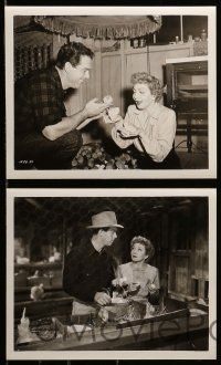 6m797 EGG & I 7 8x10 stills '47 Claudette Colbert & Fred MacMurray, first Ma & Pa Kettle!