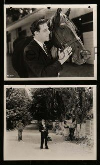 6m691 GENTLEMAN FROM DIXIE 11 8x10 stills '41 Jack LaRue & Marian Marsh, cool horse images!
