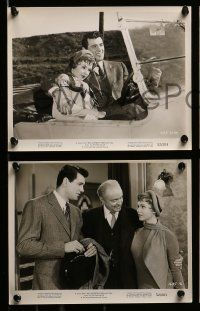 6m639 HAS ANYBODY SEEN MY GAL 15 8x10 stills '52 Rock Hudson, Piper Laurie, Charles Coburn!