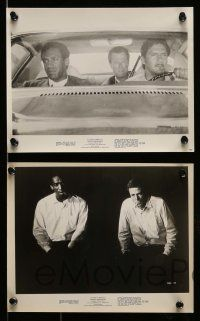 6m802 HICKEY & BOGGS 7 from 7.75x10 to 8x10 stills '72 great images of Bill Cosby & Robert Culp!