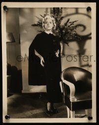6m508 HITCH HIKE LADY 2 8x10 stills '35 pretty Mae Clarke shown on both & signed the back of each!