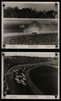 6m900 HOT ROD ACTION 4 8x10 stills '69 the exciting world of speed, drag racing & records!