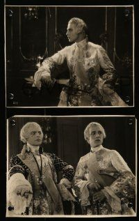 6m838 MONSIEUR BEAUCAIRE 6 from 7.5x9.5 to 8x10 stills '24 cool images of Rudolph Valentino in title