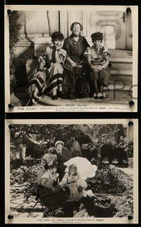 6m504 NANA 6 8x10 stills '34 Mae Clarke signed the back of all but one, Anna Sten stars!