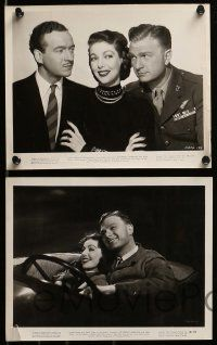 6m771 PERFECT MARRIAGE 8 8x10 stills '46 Loretta Young, David Niven, Eddie Albert, Zasu Pitts