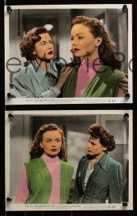 6m510 TAKE CARE OF MY LITTLE GIRL 15 color 8x10 stills '51 Jeanne Crain, Dale Robertson, Gaynor