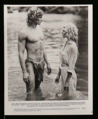 6m617 TARZAN THE APE MAN 18 8x10 stills '81 sexy Bo Derek, Miles O'Keeffe, Richard Harris!