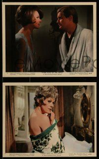 6m584 THREE BITES OF THE APPLE 4 color 8x10 stills '67 David McCallum, Sylvia Koscina!