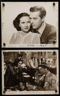 6m705 TROUBLE WITH WOMEN 11 8x10 stills '46 Ray Milland, prettiest Teresa Wright, Brian Donlevy!