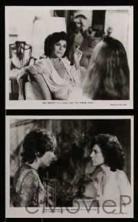 6m726 TURNING POINT 10 8x10 stills '77 Shirley MacLaine, Anne Bancroft, Baryshnikov!
