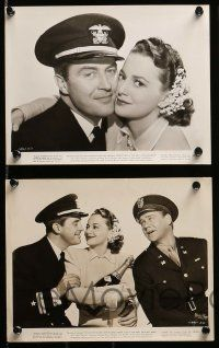 6m649 WELL GROOMED BRIDE 15 8x10 stills '46 Olivia de Havilland, Ray Milland, James Gleason