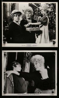 6m685 WHO SLEW AUNTIE ROO 12 from 7.5x10 to 8x10 stills '71 mad Shelley Winters, Lester, Richardson
