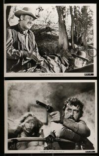 6m710 WILD ROVERS 11 8x10 stills '71 great images of William Holden, young Ryan O'Neal!