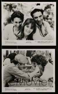 6m848 WILLIE & PHIL 6 8x10 stills '80 Michael Ontkean, Margot Kidder, Ray Sharkey, Paul Mazursky