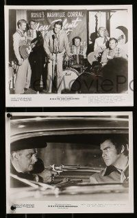 6m847 W.W. & THE DIXIE DANCEKINGS 6 8x10 stills '75 Burt Reynolds, Ned Beatty, Connie Van Dyke!