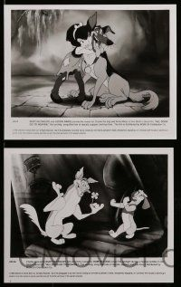 6m284 ALL DOGS GO TO HEAVEN presskit w/ 8 stills '89 Don Bluth, Dom Deluise, cute images of dogs!