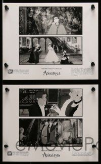 6m286 ANASTASIA presskit w/ 8 stills '97 Don Bluth cartoon about the missing Russian princess!