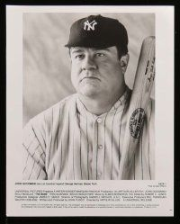 6m287 BABE presskit w/ 8 stills '92 John Goodman as Ruth, greatest baseball player of all-time!