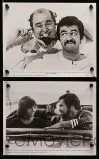 6m029 END presskit w/ 20 stills '78 Burt Reynolds & DeLuise, death is a pie in the face from god!