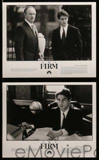 6m126 FIRM presskit w/ 12 stills '93 Tom Cruise, directed by Sydney Pollack, great cover!