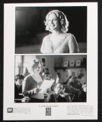 6m378 NEVER BEEN KISSED presskit w/ 7 stills '99 great images of pretty Drew Barrymore!