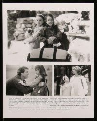 6m455 PARENT TRAP presskit w/ 5 stills '98 Walt Disney, Lindsay Lohan, Dennis Quaid, Richardson!