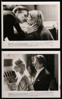 6m208 PERFECT MURDER presskit w/ 10 stills '98 Michael Douglas, sexy Gwyneth Paltrow!
