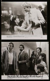 6m179 TABLE FOR 5 presskit w/ 11 stills '83 Jon Voight, Richard Crenna, Marie-Christine Barrault!
