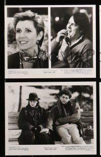 6m272 THIS IS MY LIFE presskit w/ 9 stills '92 Nora Ephron, Julie Kavner. Samantha Mathis!