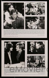 6m470 UP CLOSE & PERSONAL presskit w/ 5 stills '96 Michelle Pfeiffer, Robert Redford, Channing!