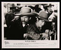 6m144 WILD BILL presskit w/ 12 stills '95 Ellen Barkin, cool images of Jeff Bridges in title role