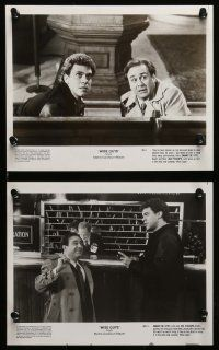 6m357 WISE GUYS presskit w/ 8 stills '86 Danny DeVito, Joe Piscopo, directed by Brian De Palma!