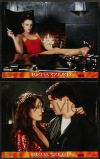 6z012 BEDAZZLED 10 LCs '00 cool images of super-sexy Elizabeth Hurley & Brendan Fraser!