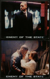 6z014 ENEMY OF THE STATE 10 LCs '98 Will Smith, Gene Hackman, Jon Voight, Regina King!