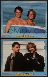 6z017 STUCK ON YOU 10 LCs '03 Matt Damon, Greg Kinnear, directed by the Farrelly Brothers!