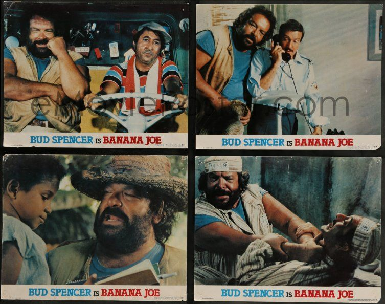 Bud Spencer Banana Joe Ganzer Film Deutsch