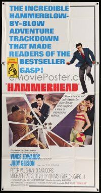 7f310 HAMMERHEAD 3sh '68 the incredible hammerblow-by-blow adventure from the bestseller!