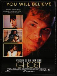 7j030 GHOST Pakistani '90 dead Patrick Swayze, sexy Demi Moore, Whoopi Goldberg!