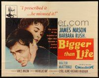 7k033 BIGGER THAN LIFE 1/2sh '56 James Mason is prescribed Cortisone & becomes addicted!