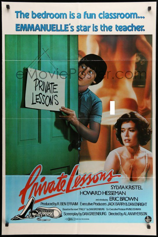 Watch the movie private lessons