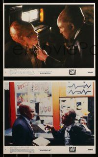 8d039 ALIEN NATION 8 8x10 mini LCs '88 James Caan, Mandy Patinkin, Terence Stamp!