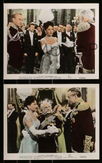 8d029 CALL ME MADAM 9 color 8x10 stills '53 Ethel Merman, O'Connor & Vera-Ellen, Irving Berlin