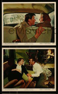 8d028 TWO LOVES 10 color 8x10 stills '61 cool images of Shirley MacLaine, Laurence Harvey!