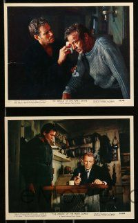 8d036 WRECK OF THE MARY DEARE 9 color 8x10 stills '59 cool images of Gary Cooper, Charlton Heston!
