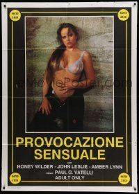 8j846 Provocazione Sensuale Italian 1p 88 Half Naked Honey Wilder Is A Sexual Challenge